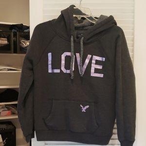 A&E hoodie